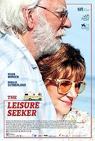 Helen Mirren and Donald Sutherland in The Leisure Seeker (2017)