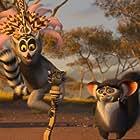 Sacha Baron Cohen and Cedric the Entertainer in Madagascar: Escape 2 Africa (2008)