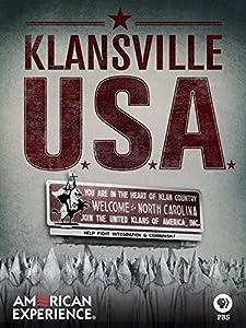 Klansville U.S.A. by none