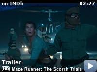 Maze Runner: The Scorch Trials (2015) - IMDb
