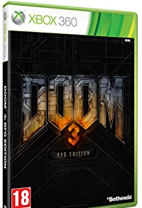Primary photo for DOOM 3: BFG Edition