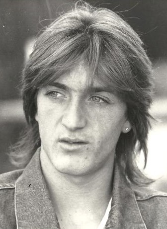 José Luis Fernández 'Pirri' in De tripas corazón (1985)
