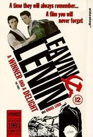 Leaving Lenin Poster