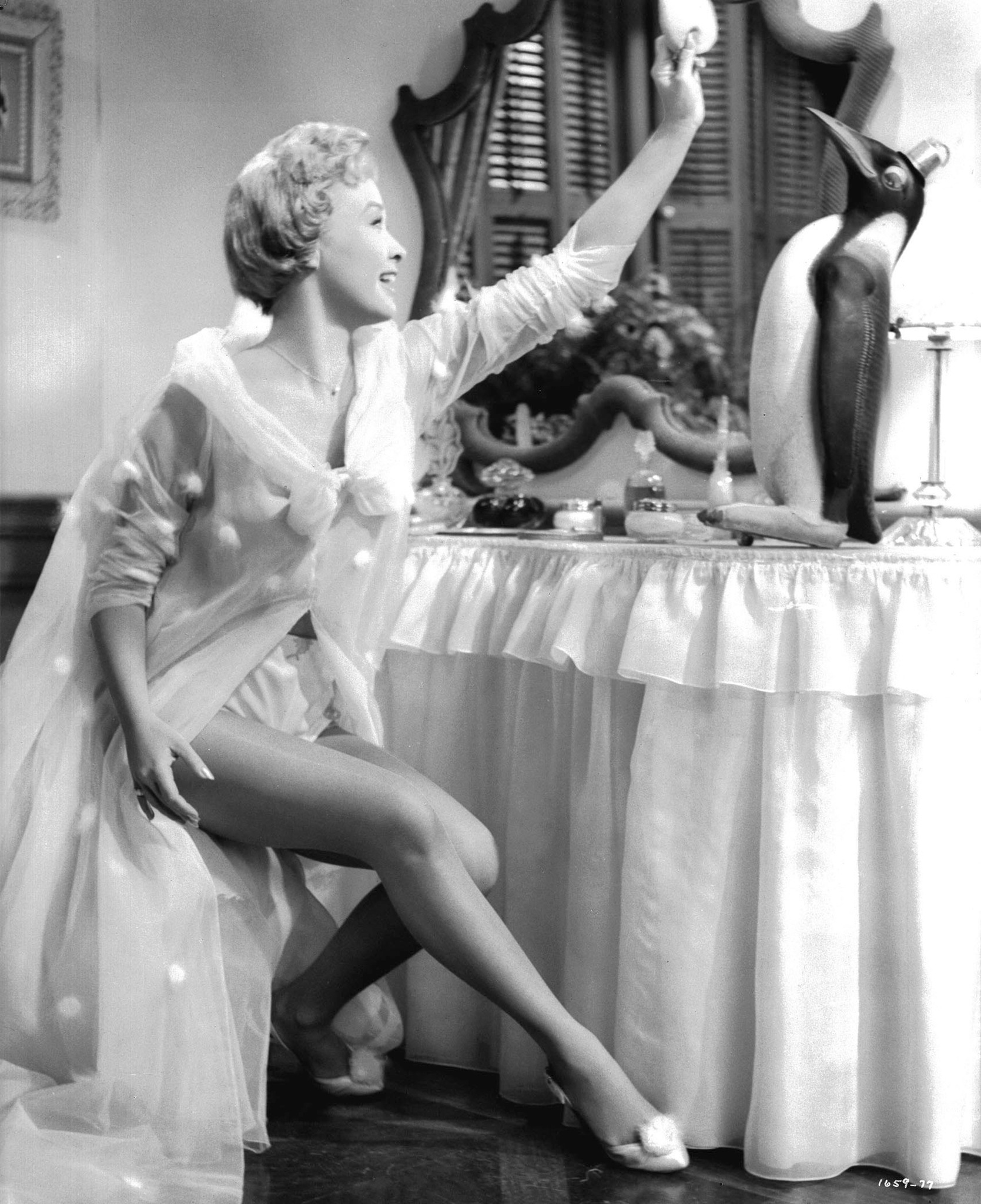 Jane Powell in Hit the Deck (1955)