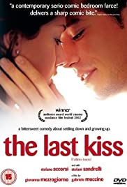 L'ultimo bacio Poster