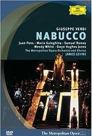 Nabucco Poster