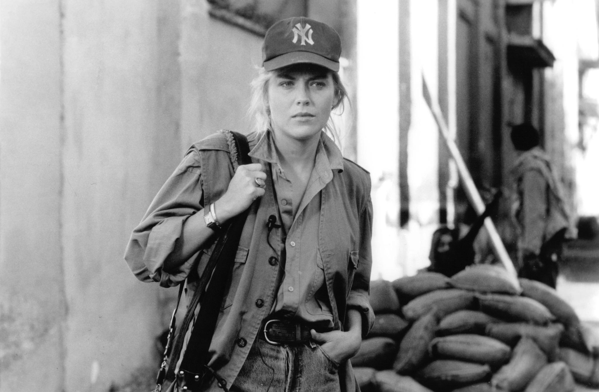 Sharon Stone in Year of the Gun (1991)
