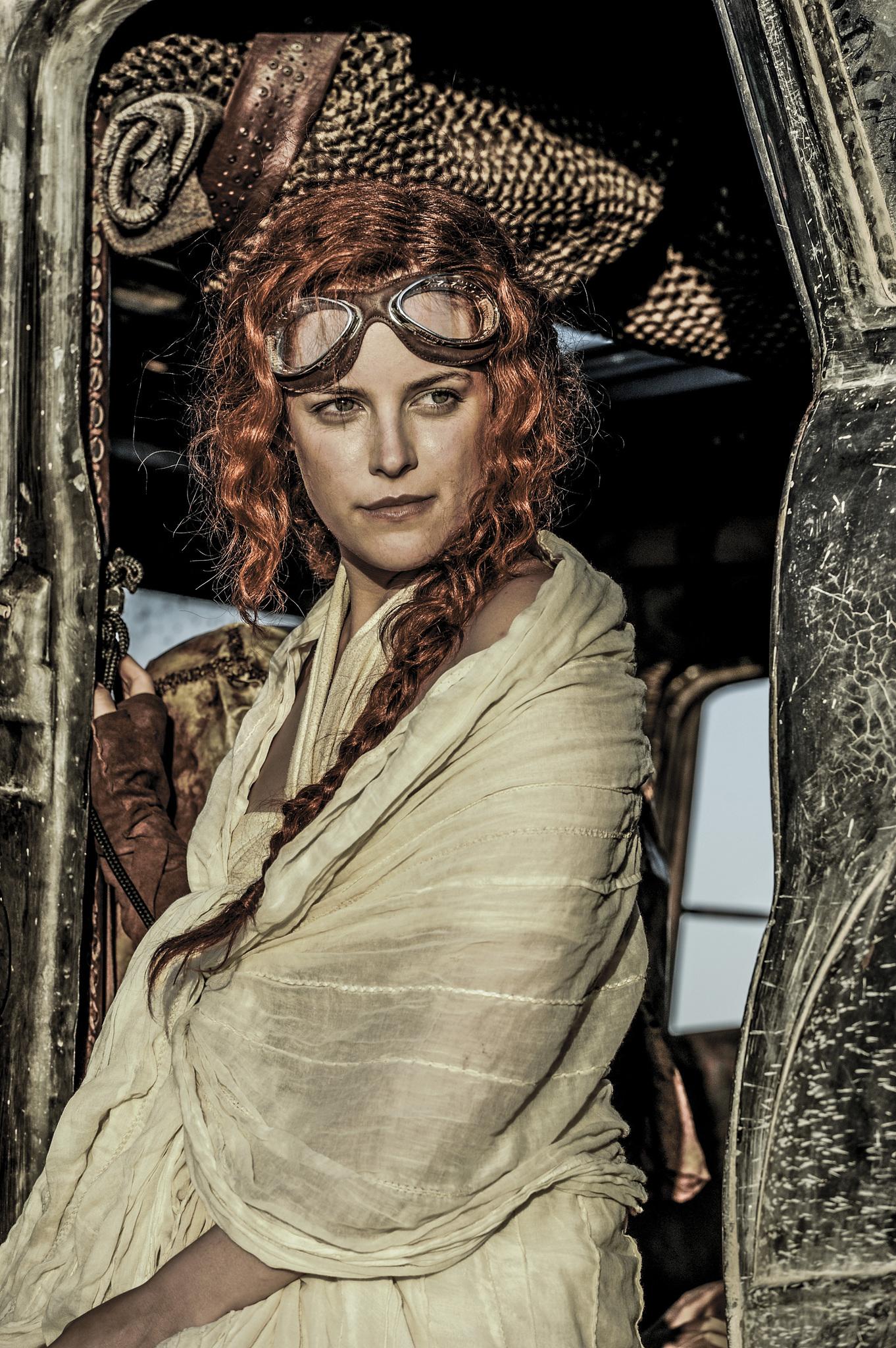 Riley Keough in Mad Max: Fury Road (2015)