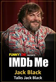 Jack Black Talks Jack Black Poster