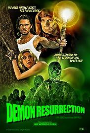 Demon Resurrection Poster