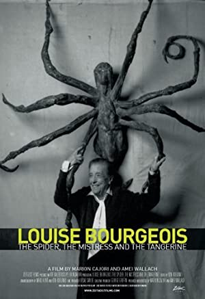 Where to stream Louise Bourgeois: The Spider, the Mistress and the Tangerine