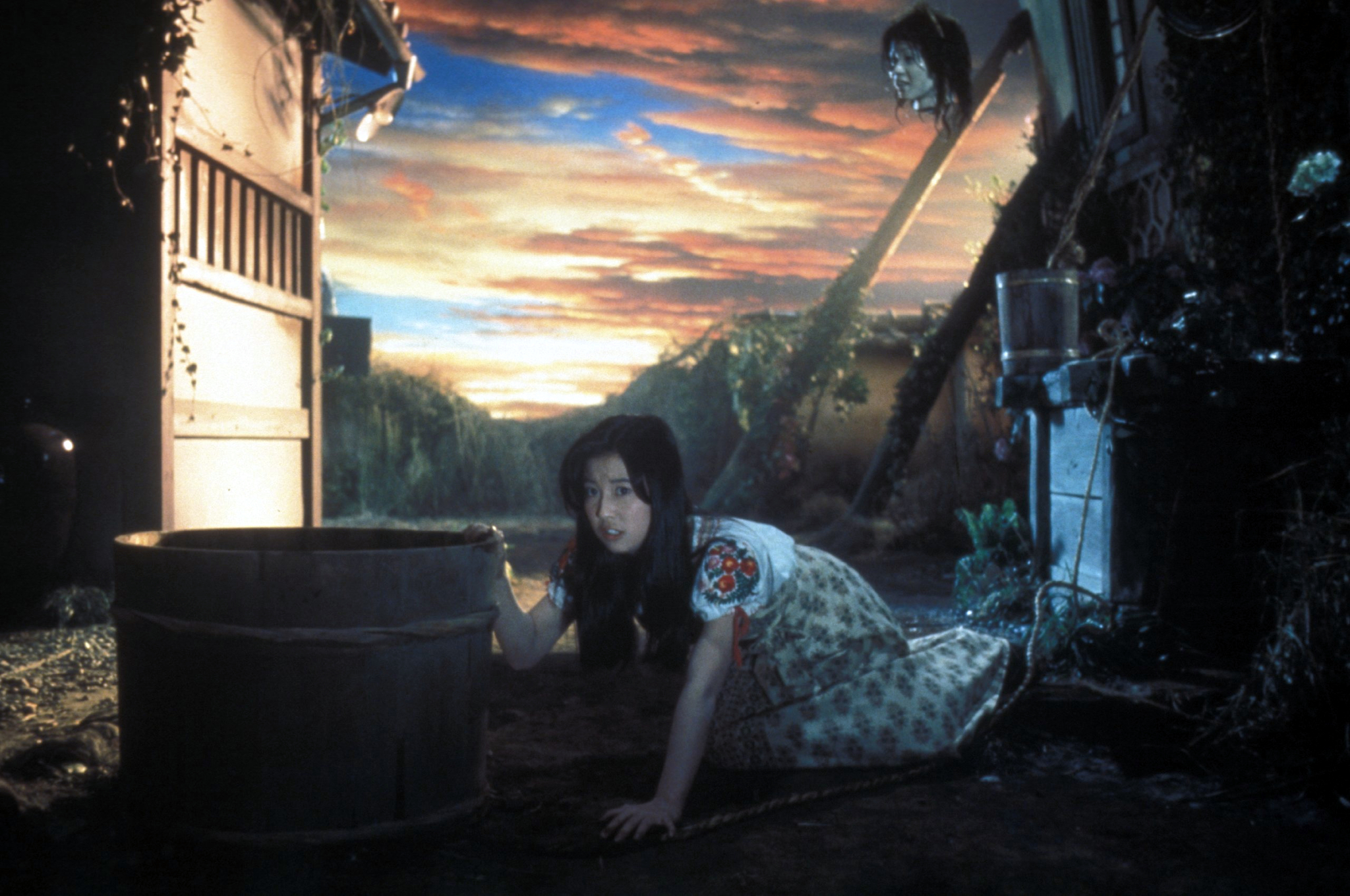 Kumiko Ohba in Hausu (1977)
