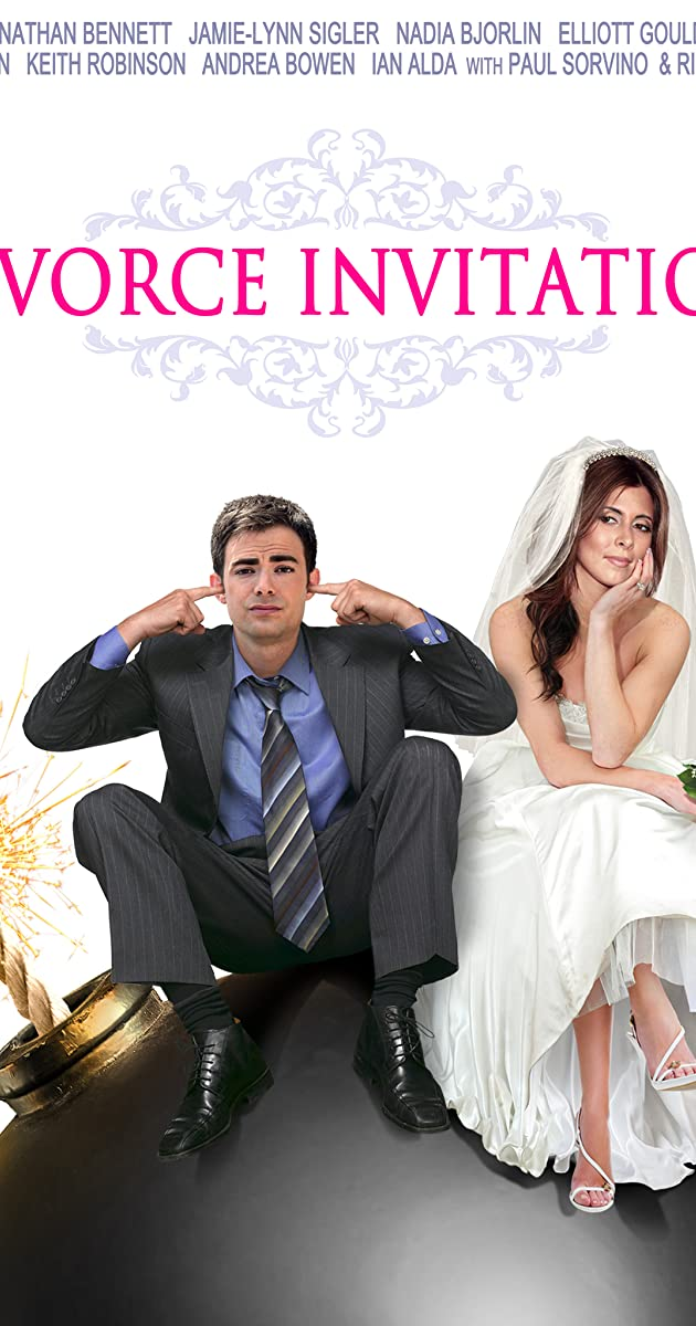 Subtitle of Divorce Invitation