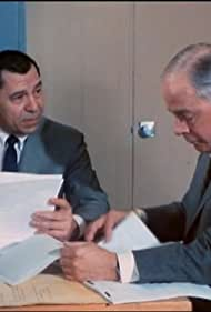 Harry Morgan and Jack Webb in Dragnet 1967 (1967)