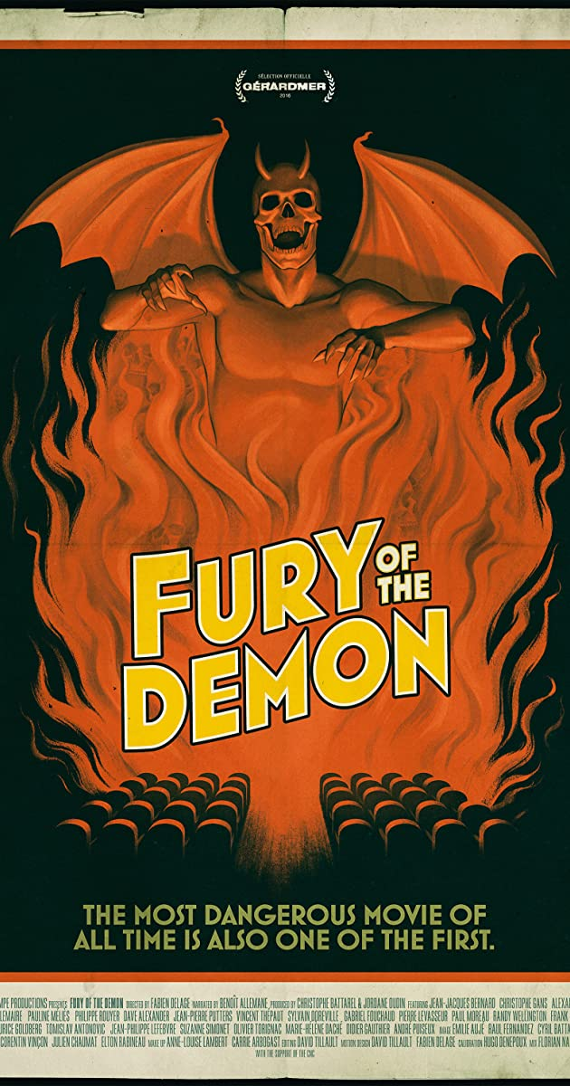 Fury of the Demon (2016) - IMDb