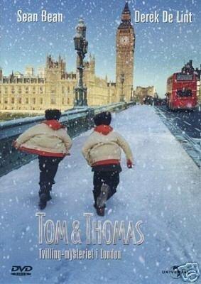 Tom & Thomas poster