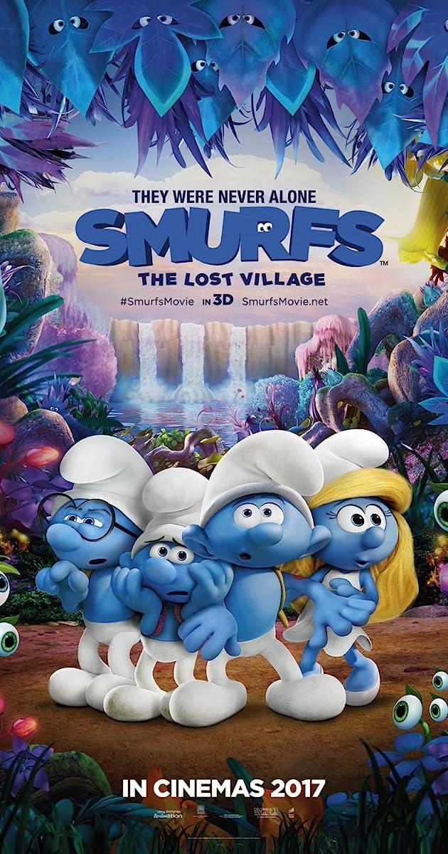 Smurfs The Lost Village 2017
