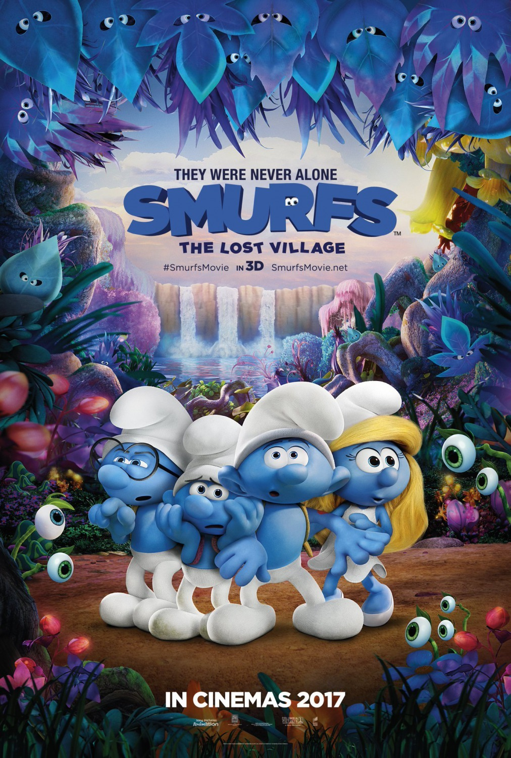 Smurfs: The Lost Village (2017) BluRay 480p, 720p & 1080p