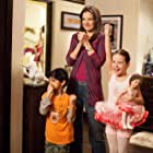 Katie Holmes, Rohan Chand, and Elodie Tougne in Jack and Jill (2011)