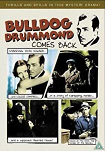Watch fantastic 4 online movie2k Bulldog Drummond Comes Back by Louis King [720x400]
