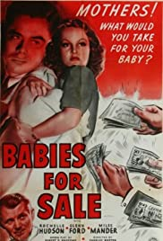 Babies for Sale Poster