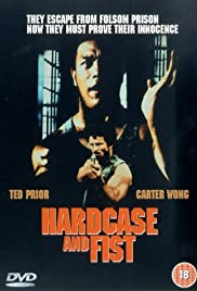 Hardcase and Fist Poster