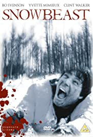 Snowbeast (1977) Poster - Movie Forum, Cast, Reviews