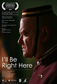 I'll Be Right Here Poster