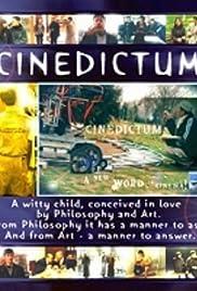 Cinedictum Poster