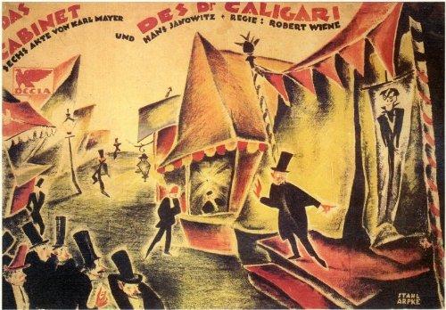 Das Cabinet des Dr. Caligari (1920)