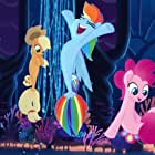 Tara Strong, Tabitha St. Germain, Andrea Libman, and Ashleigh Ball in My Little Pony: The Movie (2017)