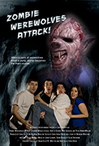 Primary photo for Zombie Werewolves Attack!