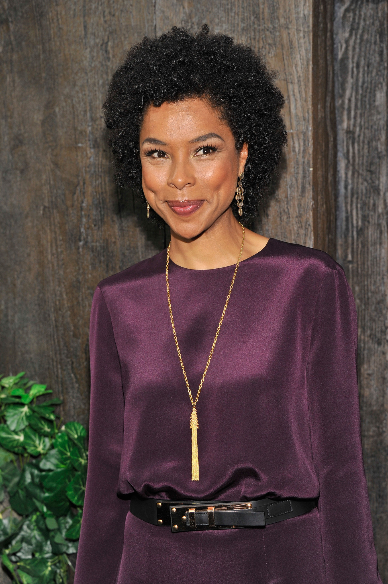 Sophie Okonedo at an event for After Earth (2013)