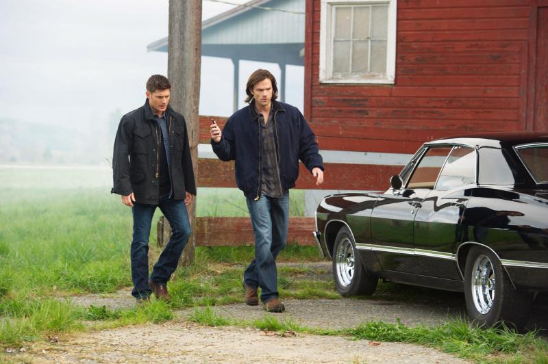 Clip Show - Supernatural show car