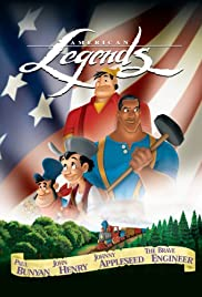 American Legends Poster