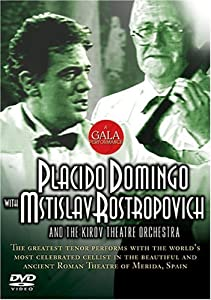 2018 movies downloads Placido Domingo with Mstislav Rostropovich by [480x640]
