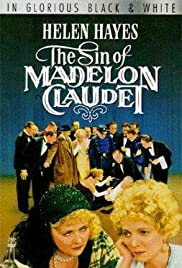 The Sin of Madelon Claudet (1931) Poster - Movie Forum, Cast, Reviews