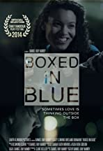 Boxed in Blue