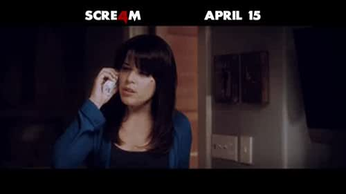 """Watch the new TV spot """"Reveal"""" for the thriller Scream 4."""