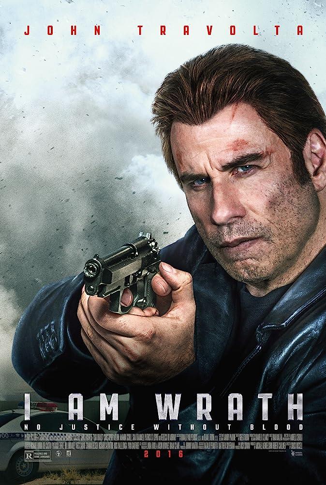 Poster film I Am Wrath.