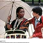 Frédéric Andréi and Wilhelmenia Fernandez in Diva (1981)