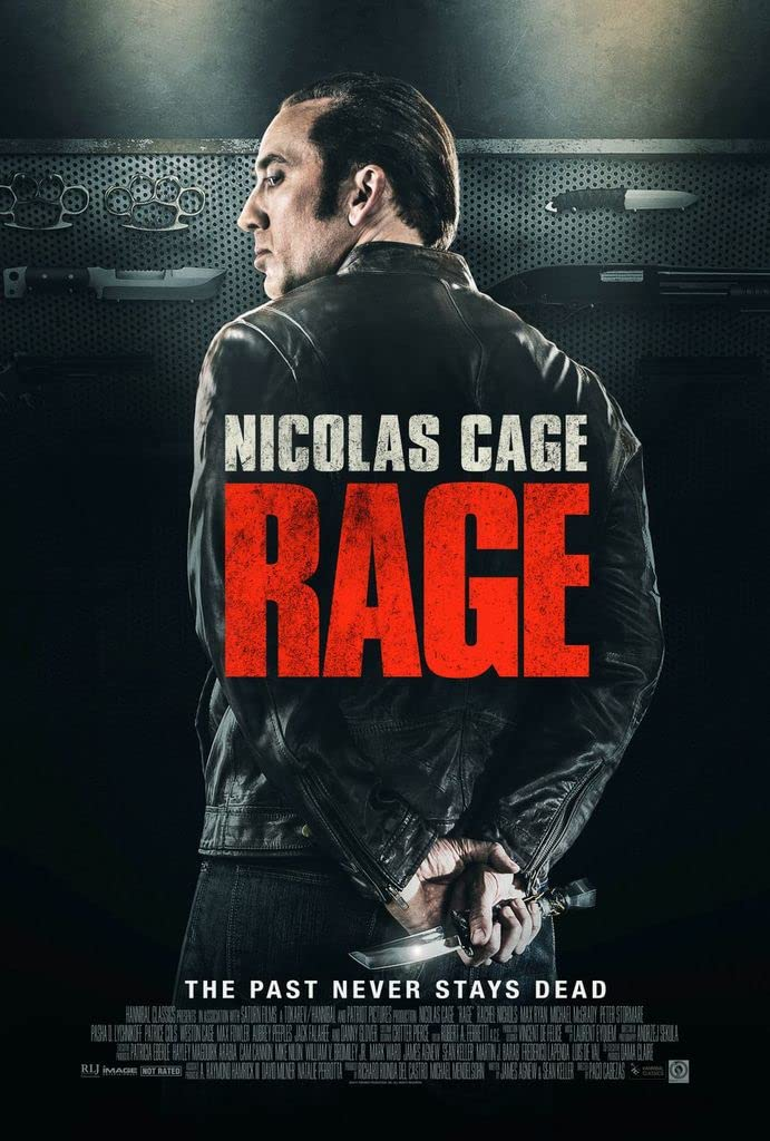 Rage (2014) Hindi Dubbed