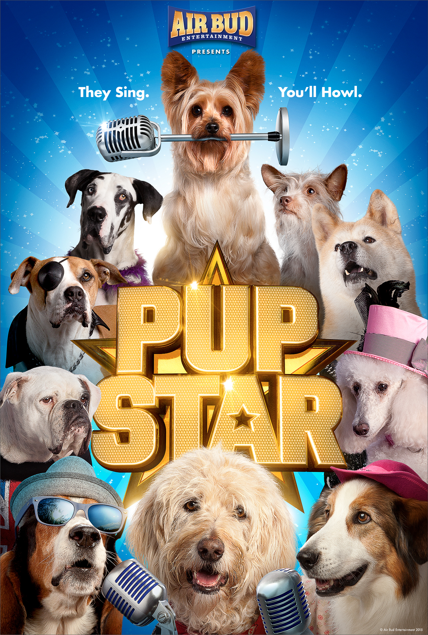 Pup Star (Video 2016) - IMDb