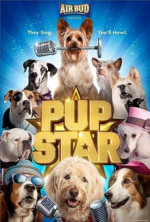 Pup Star Cartel de la película