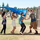 Aimee Teegarden, Jonathan Keltz, Yin Chang, Janelle Ortiz, and Joe Adler in Prom (2011)