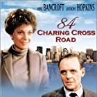 Anthony Hopkins and Anne Bancroft in 84 Charing Cross Road (1987)