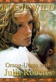 Orangutans with Julia Roberts Poster