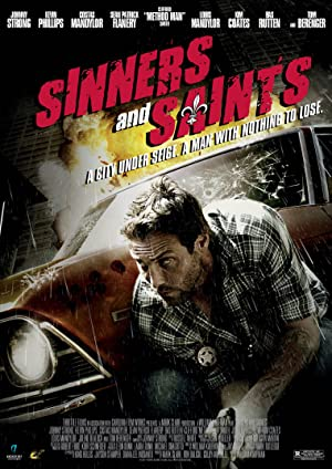Sinners and Saints film Poster