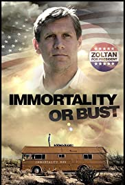 Immortality or Bust Poster