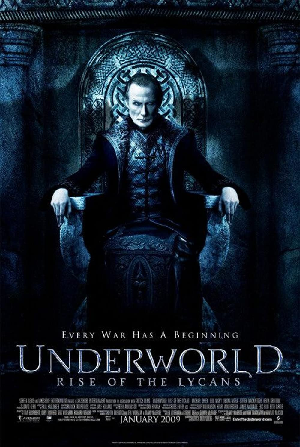 Underworld: Rise of the Lycans (2009) - IMDb